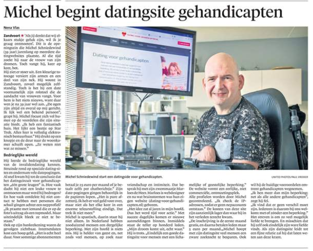 Haarlems Dagblad | 24-03-2018